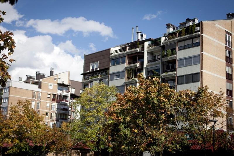Lani se je krepko povečal promet z nepremičninami. Število prodaj rabljenih stanovanj je bilo najvišje v zadnjih sedmih letih, ko je kriza nepremičninskega trga dosegla dno.