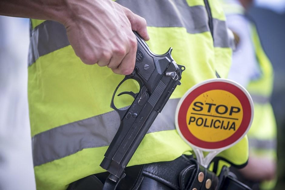 Policista je ustrelil aktiven pripadnik Slovenske vojske