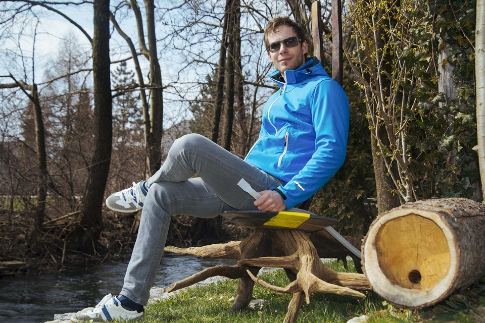 'Spoznal sem, da nam narava sama ponuja številne rešitve za naše zdravje,' pravi Marko Verbnjak.