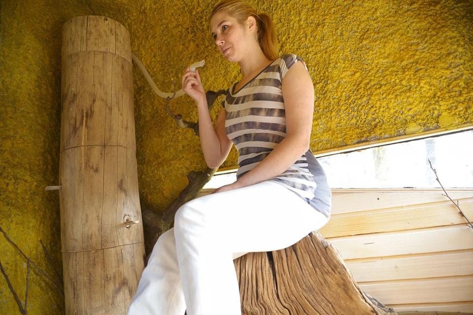 Med terapijo naj bi posameznik v čebelnjaku preživel vsaj dvajset minut in vdihoval aerosol, tako imenovan kondenziran zrak nabranega.