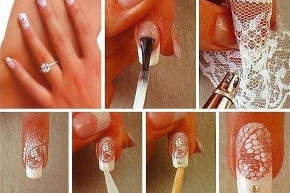 Дизайн ногтей научится делать