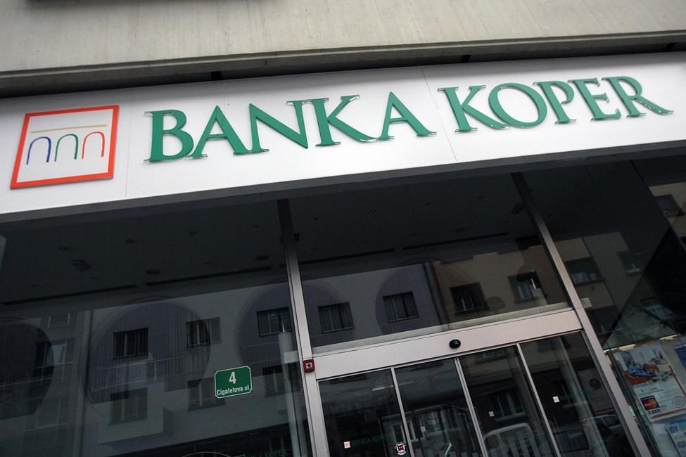 Banka Koper In